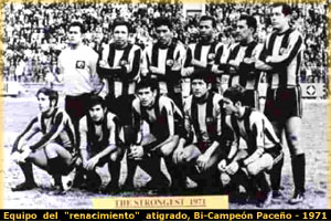 Bicampeon Pace�o